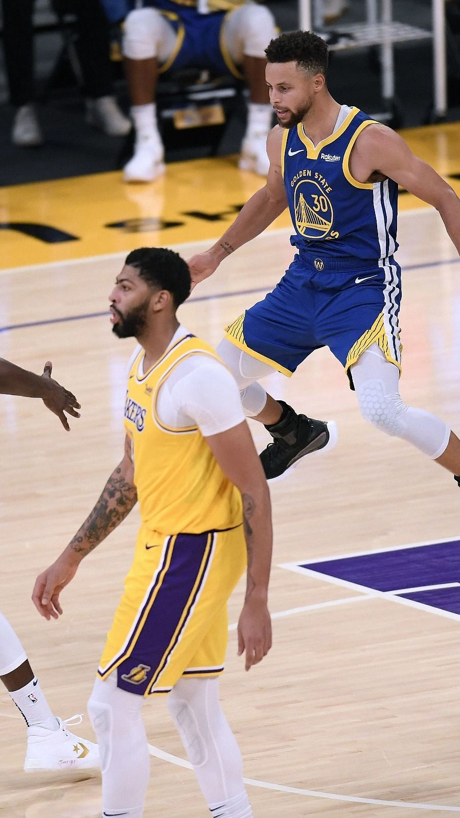 Golden State Warriors Vs La Lakers 3 Key Matchups That Could Determine The Outcome Of The Blockbuster Encounter February 28th 2021 Nba Season 2020 21