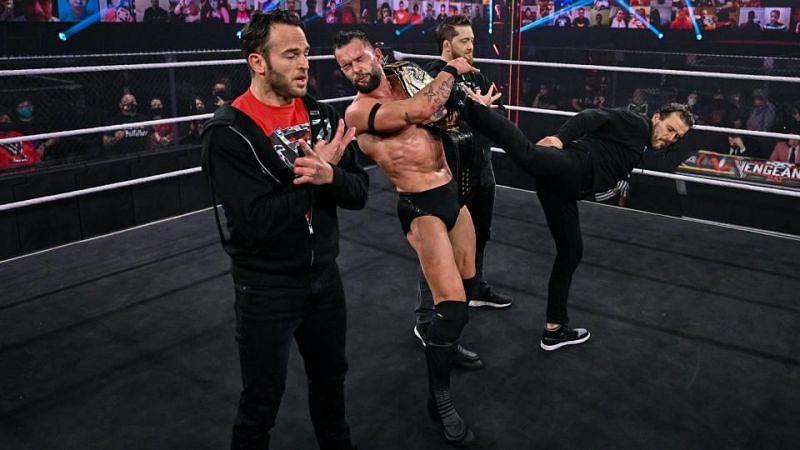 WWE NXT TakeOver: Vengeance Day इवेंट में काफी कुछ देखने को मिला