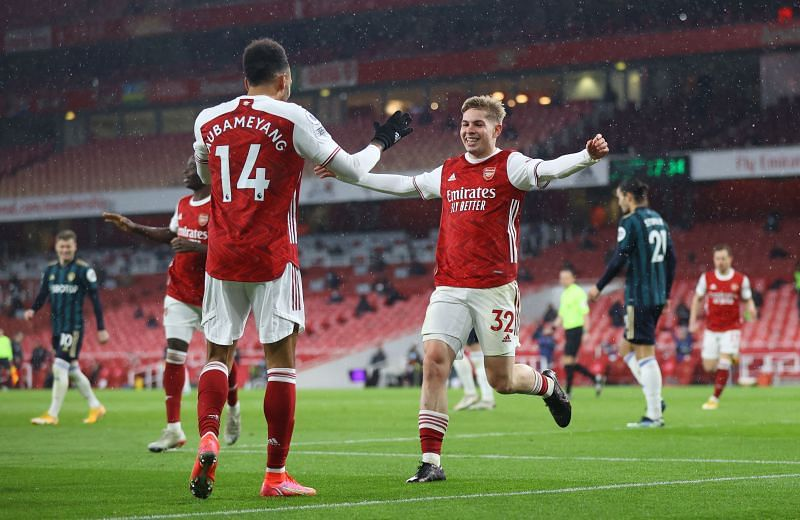 A timely return to goal-scoring form for Arsenal