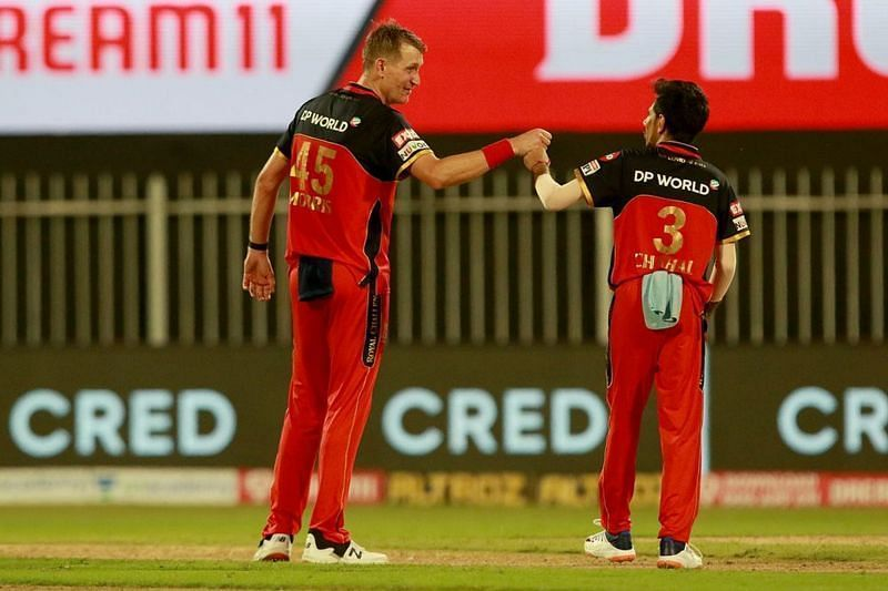 Chris Morris was released by RCB ahead of the IPL 2021 auction [P/C: iplt20.com]