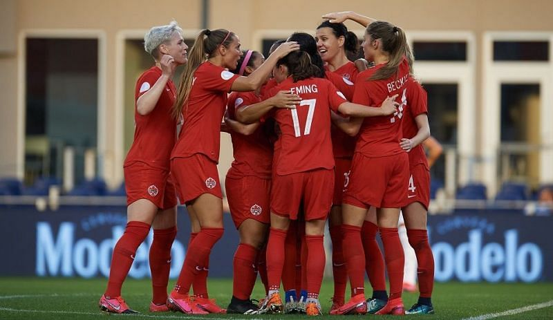Canada are set to take on Argentina in the second matchday of the SheBelieves Cup