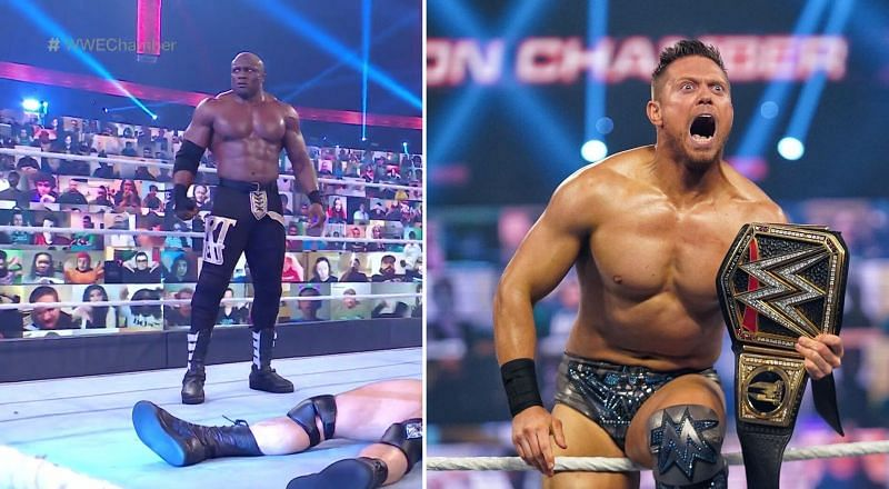 Bobby Lashley and The Miz