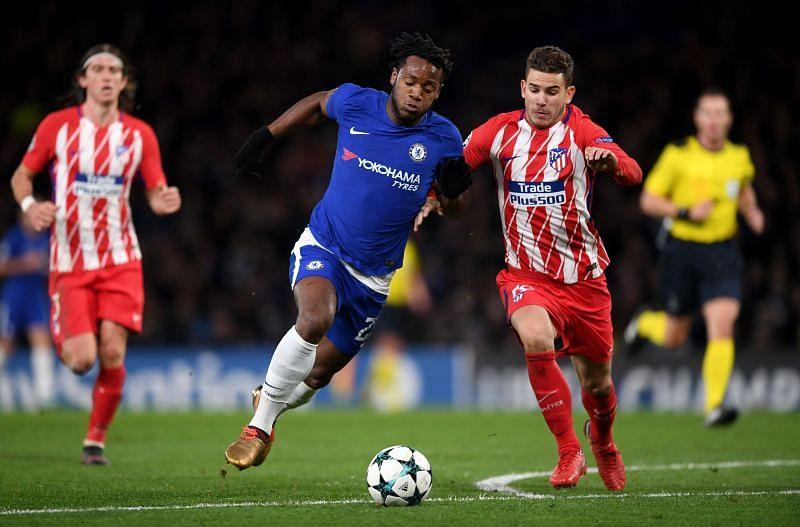 Chelsea FC v Atletico Madrid - UEFA Champions League