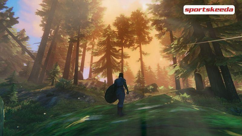 Valheim has hit over 360,000 players on Steam (Image Via Sportskeeda)