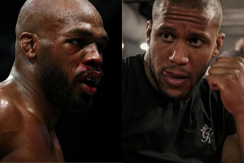 Cyril Gane gives his opinion on Jon Jones getting a heavyweight title shot