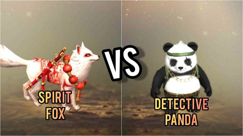 Garena Free Fire has a wide range of pets that possess special powers (Image via Sportskeeda)