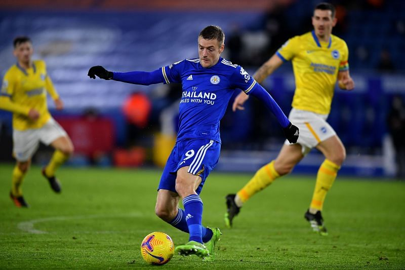 Leicester City take on Brighton & Hove Albion this week