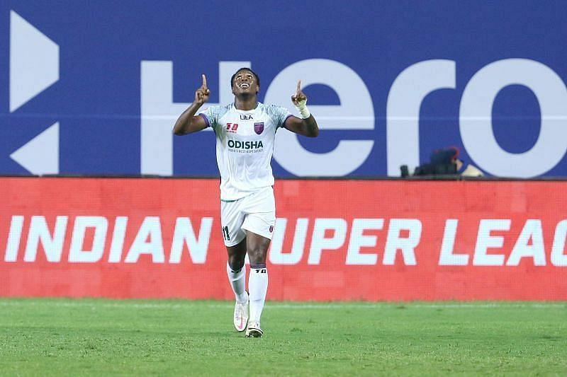 Diego Mauricio has been the best player for the Odisha FC side this season (Courtesy - ISL)