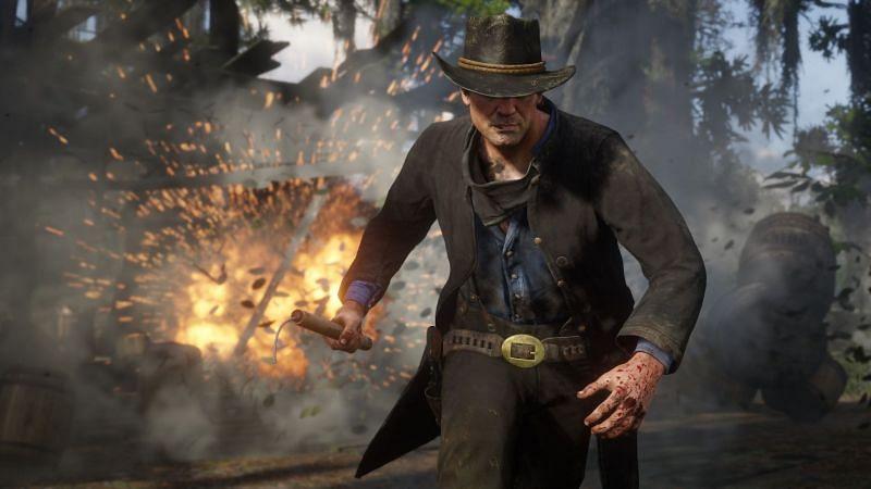 Dynamite (Image via GameRevolution)