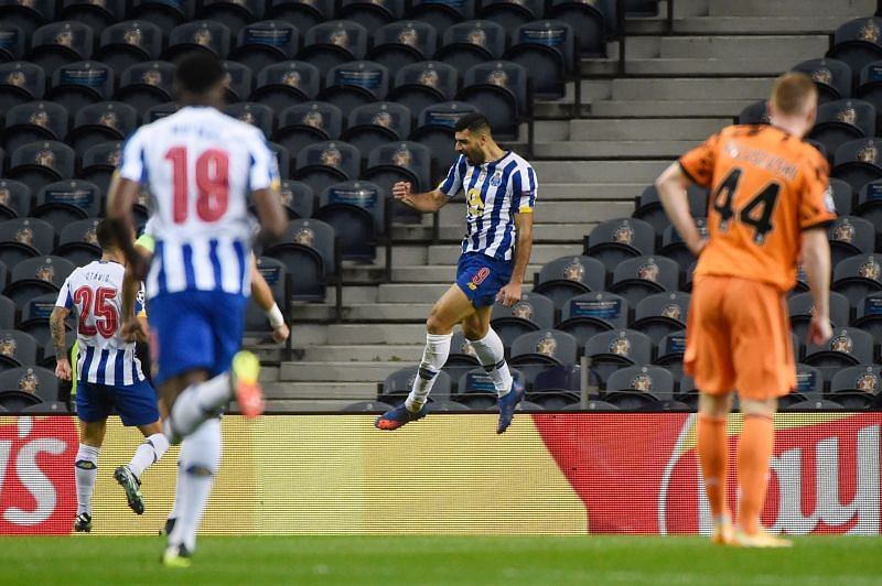 Porto take a huge advantage into the second leg after beating Juventus in the UEFA Champions League on Wednesday