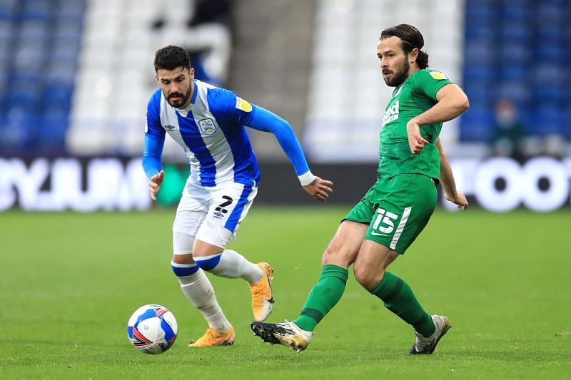 Huddersfield Town lost the reverse fixture 1-2 at home