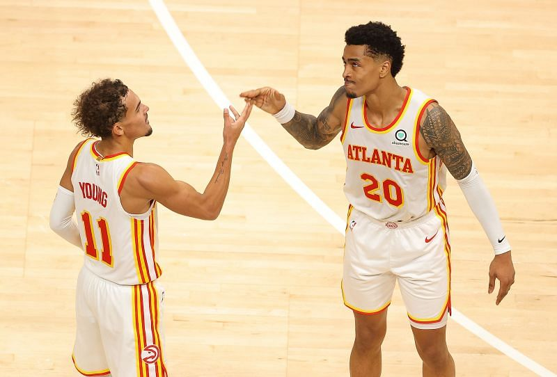 John Collins is reportedly on his way out, from the Atlanta Hawks