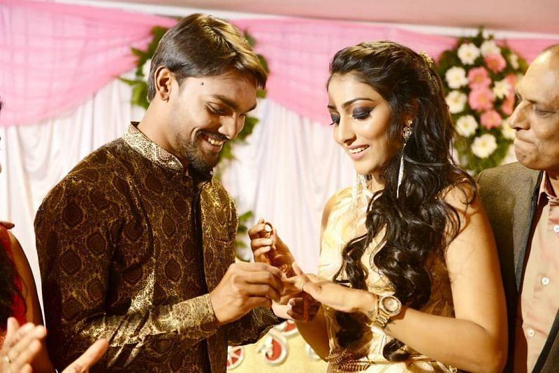 Sandeep Sharma's Engagement Photos