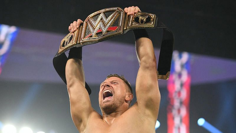 The Miz is now a two-time WWE Champion