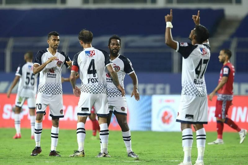 SC East Bengal come into this fixture on the back of a comfortable 2-1 win over Jamshedpur FC. (Image: ISL)