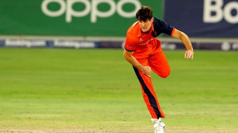 Former U-19 South African cricketer Glover hit speeds of 145 km/h in the T20 Qualifiers (Photo: ICC)