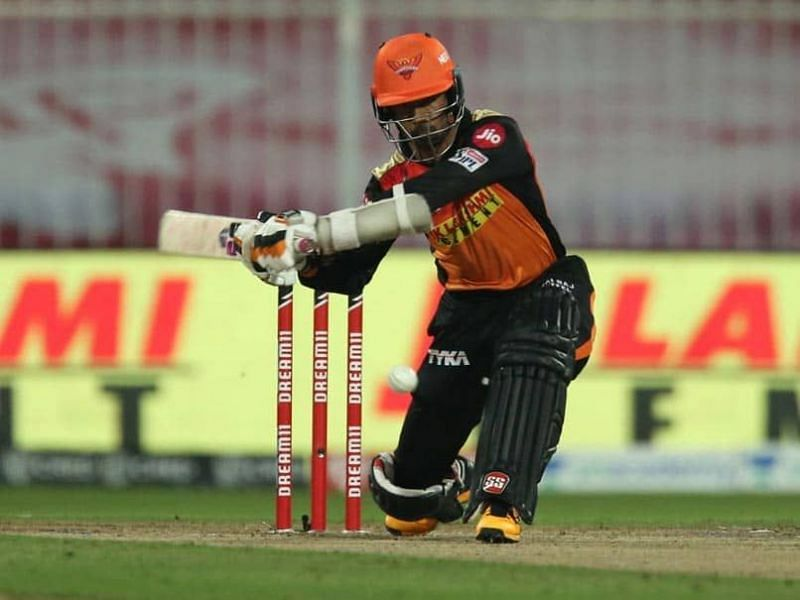 Wriddhiman Saha excelled in the few games he played in IPL 2020