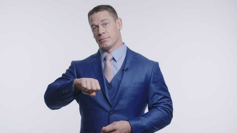 John Cena is set to miss this year