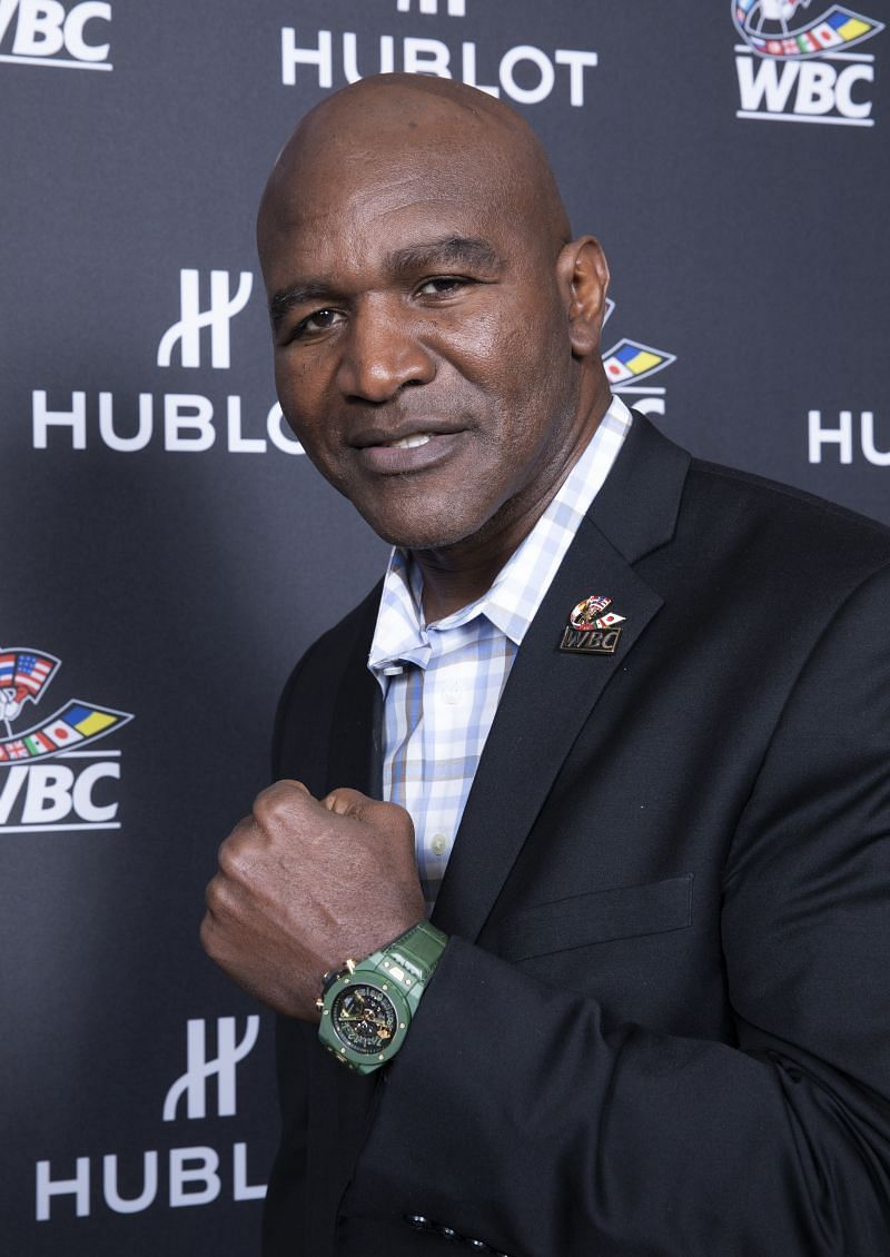 Evander Holyfield believes that a trilogy fight with Mike Tyson will be a blockbuster.