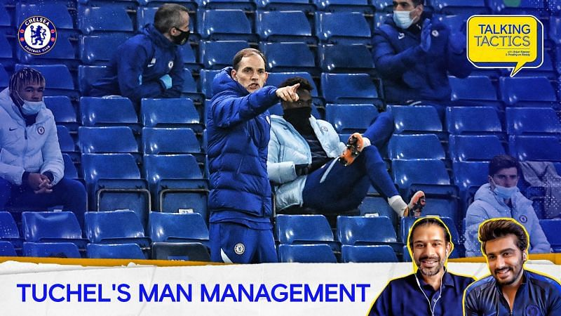 Chelsea boss Thomas Tuchel is an excellent man manager