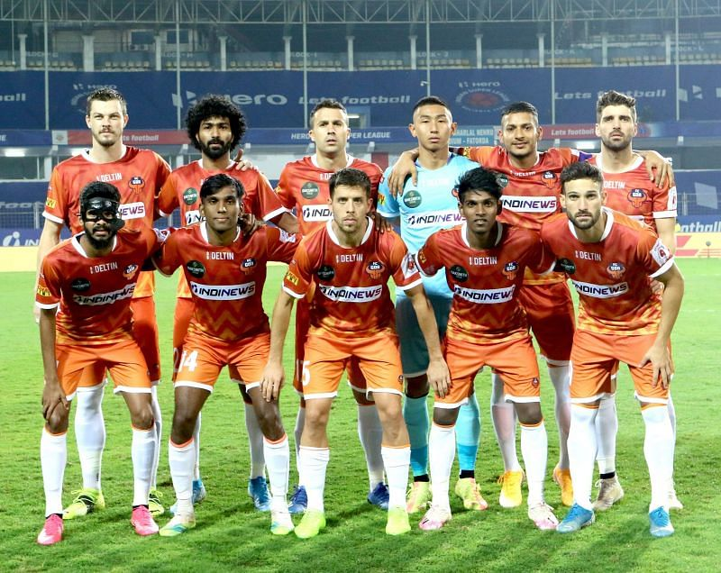 FC Goa can confirm their qualification to the top-four with two consecutive wins (Image courtesy: ISL)