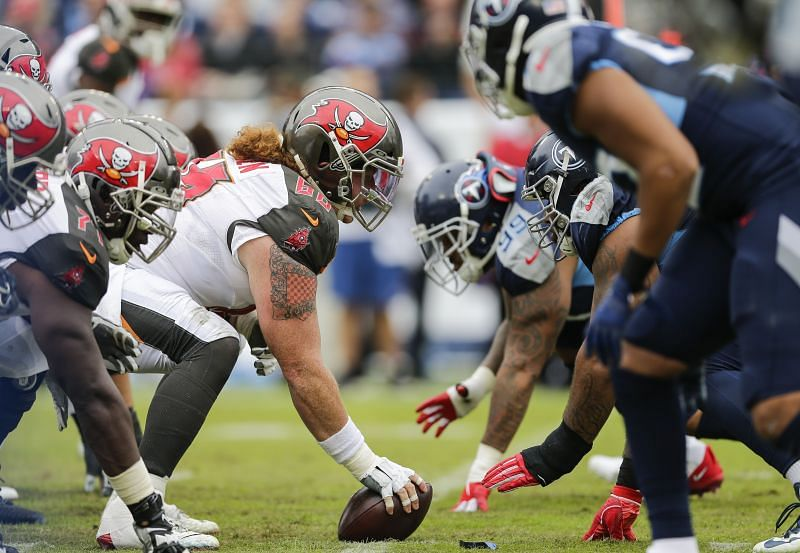 Tampa Bay Buccaneers have a great offensive line
