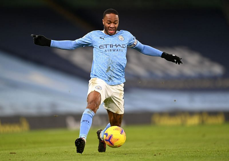 Raheem Sterling has been a reliable performer for Manchester City
