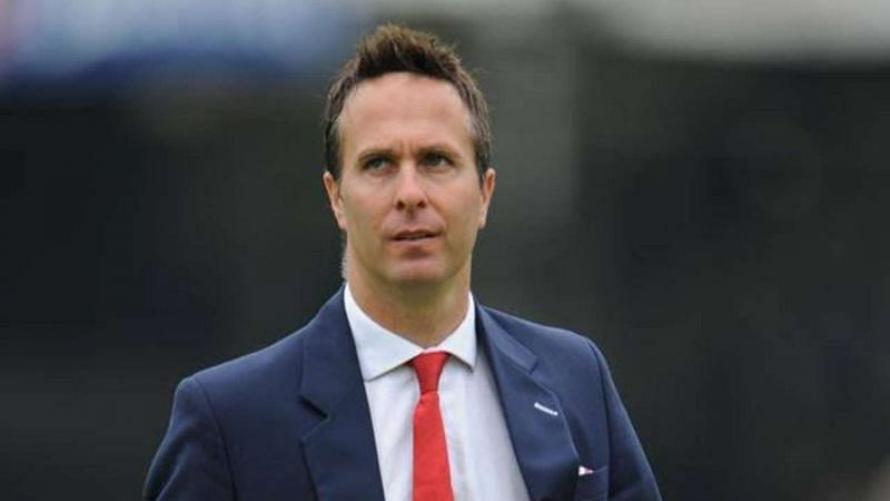 Michael Vaughan supports Rohit Sharma