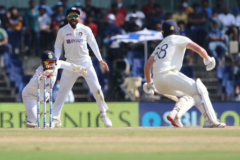 Rishabh Pant was one of the stars of India