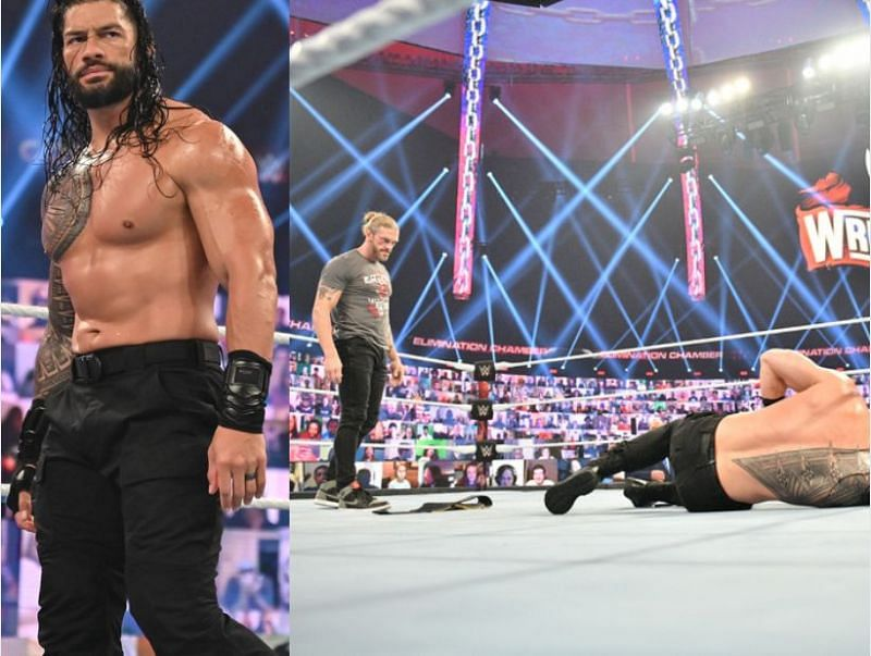 Roman Reigns has finally responded to Edge