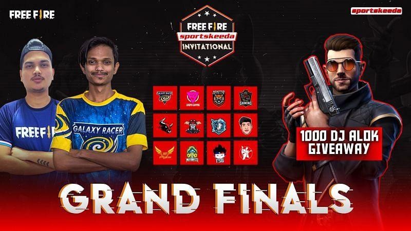 Free Fire Sportskeeda Invitational Grand Finals