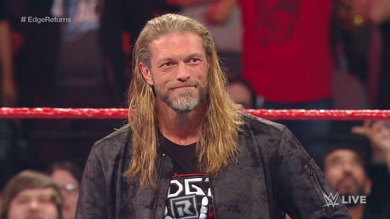 WWE Hall of Famer Edge