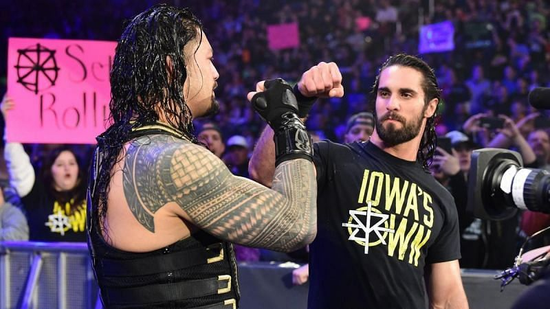 Roman Reigns and Seth Rollins could certainly come together again