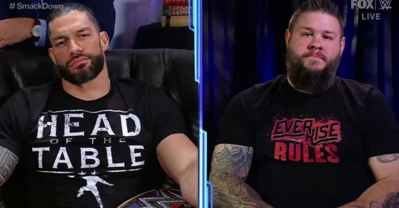 Kevin Owens and Roman Reigns have been at it for quite some time now