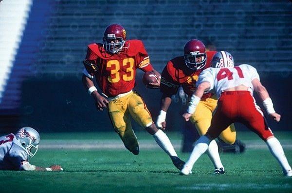 Former USC RB Marcus Allen