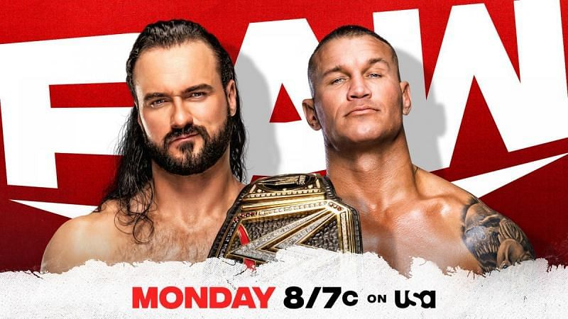 WWE RAW Preview: Blockbuster WrestleMania match canceled, 4-time World Champion getting a major push (8th February, 2021) - Sportskeeda