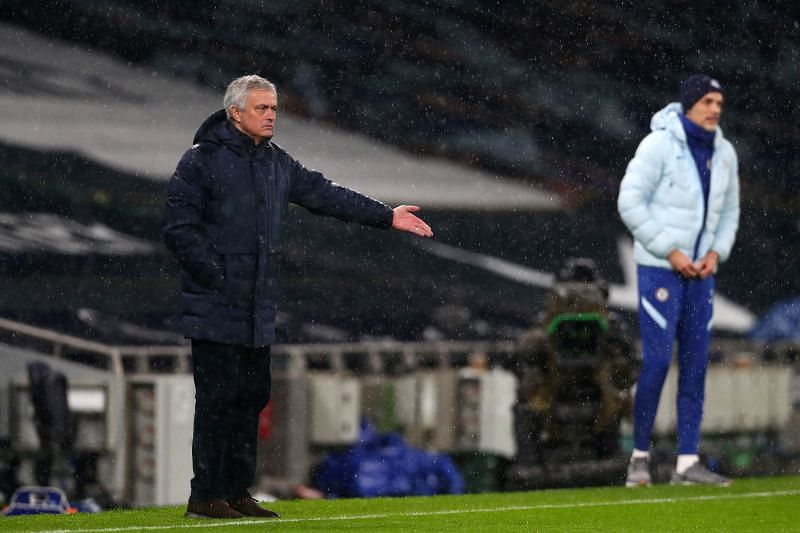 The contrasting fortunes and futures of José Mourinho and Thomas Tuchel