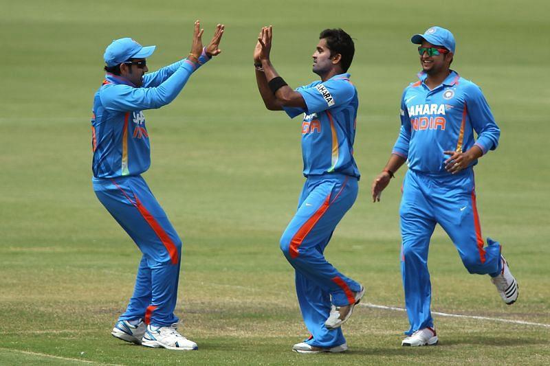 Vinay Kumar bid farewell to the game today