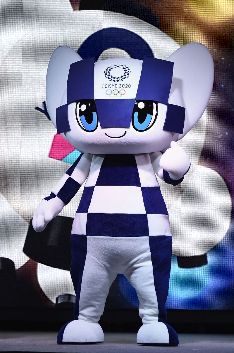 Miraitowa is the official mascot for this year