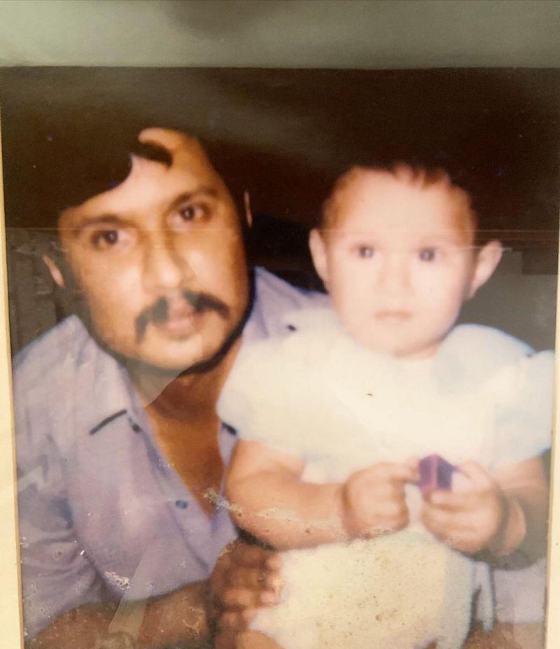 Sagarika Ghatge's father