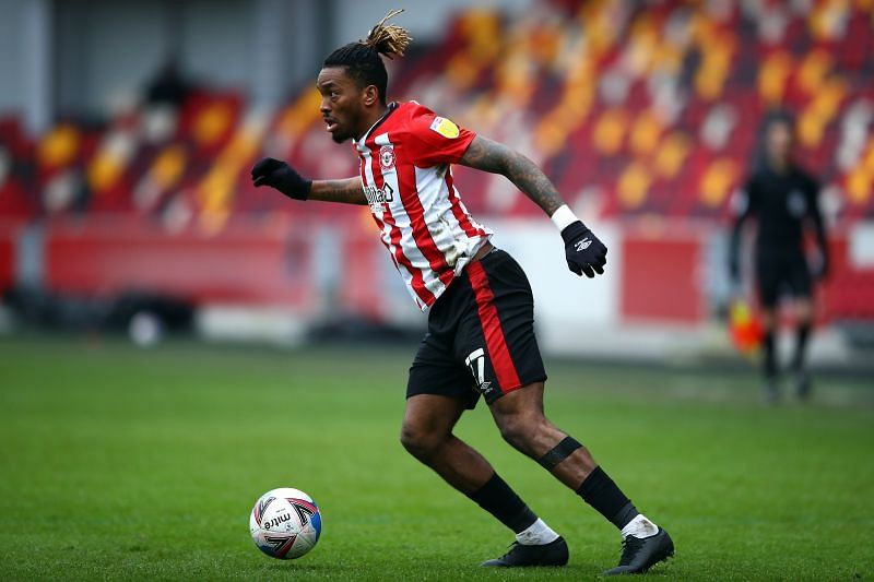 Brentford play Queens Park Rangers on Wednesday