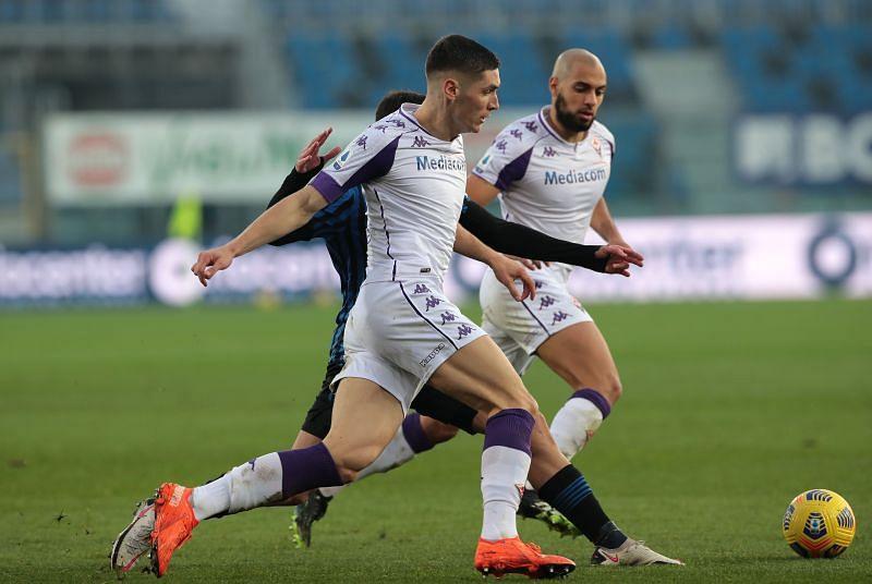 Atalanta BC vs ACF Fiorentina - Serie A