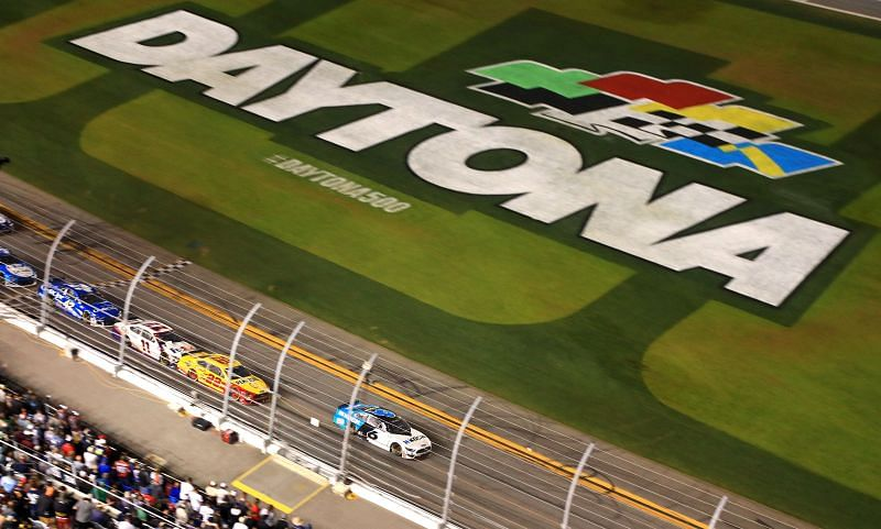 NASCAR Cup Series 62nd Annual Daytona 500. (Photo by Mike Ehrmann/Getty Images)