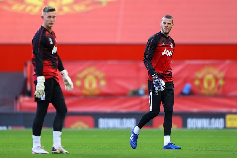 Either David De Gea or Dean Henderson could leave Manchester United in the summer