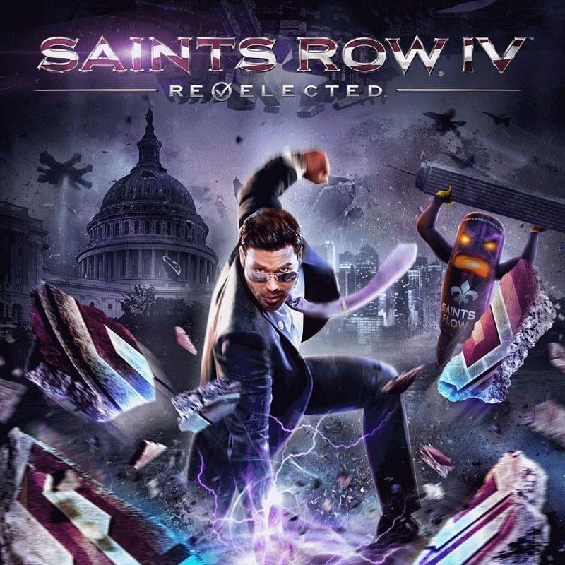 Saints Row IV (Image via Playstation Store)