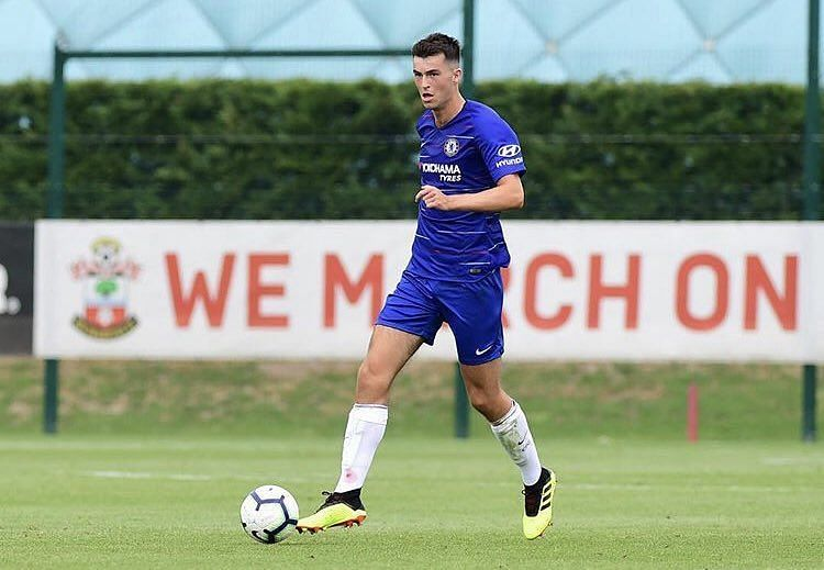 Chelsea youngster Jack Wakely has joined Brighton and Hove Albion on loan