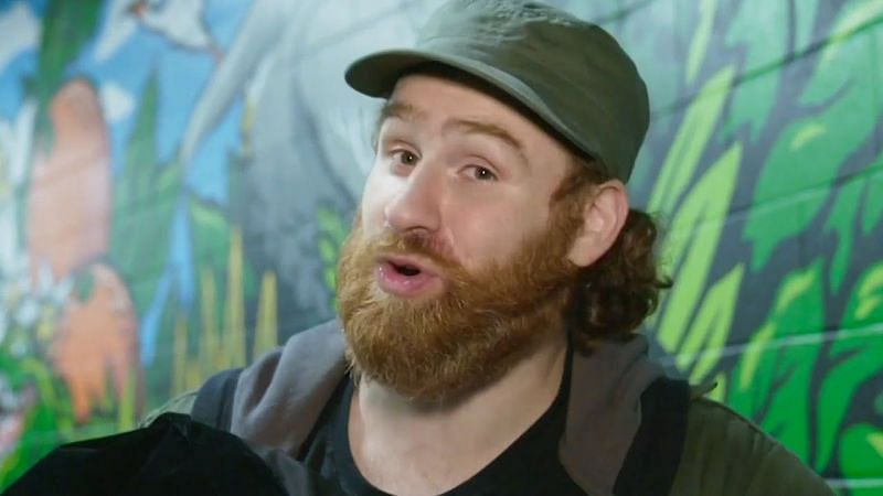 Sami Zayn is known as The Great Liberator