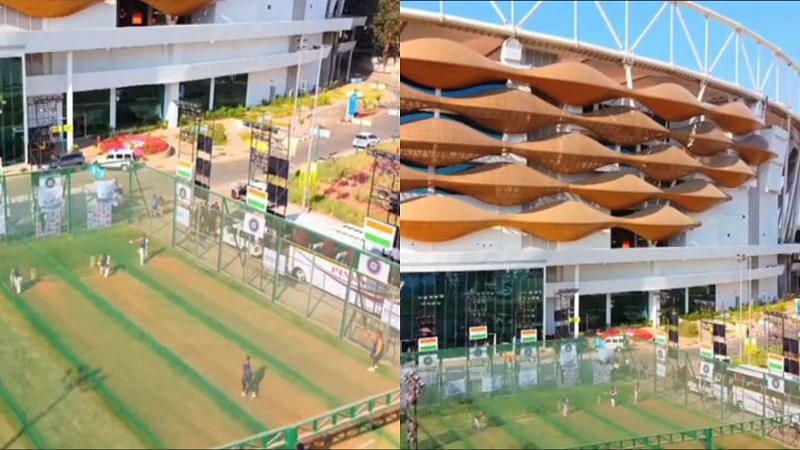 Team India will play a day-night Test against England at Motera Stadium