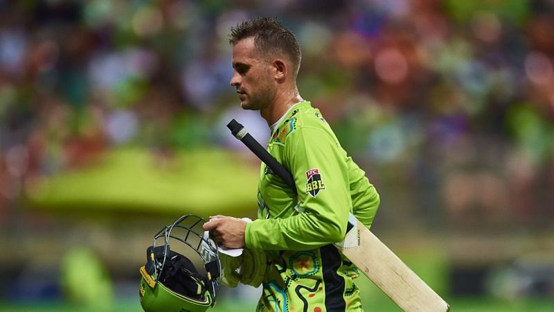 Alex Hales is now out of favor in both England and India