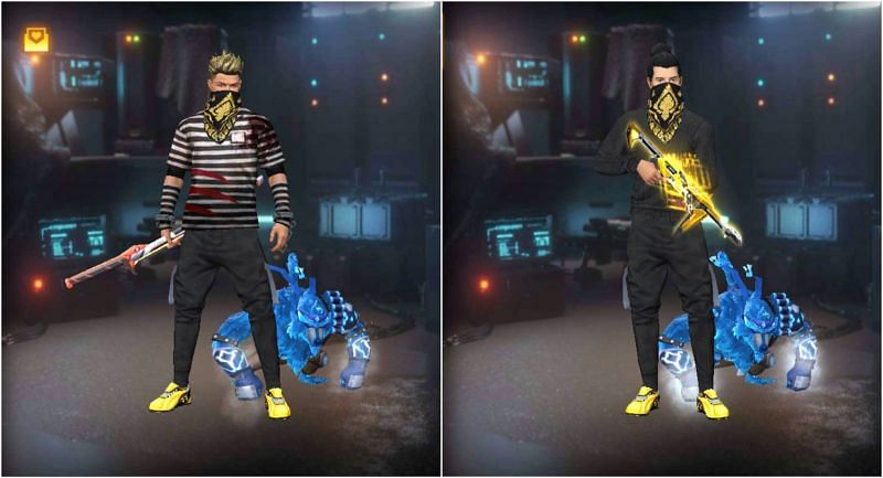 Garena Free Fire: SK Sabir Boss vs GT King